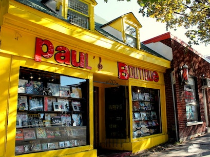 À Paul Boutique Montreal  Canada