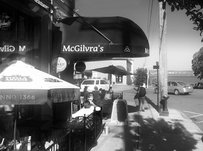 Mc Gilvra's Bar & Restaurant Seattle Washington United States