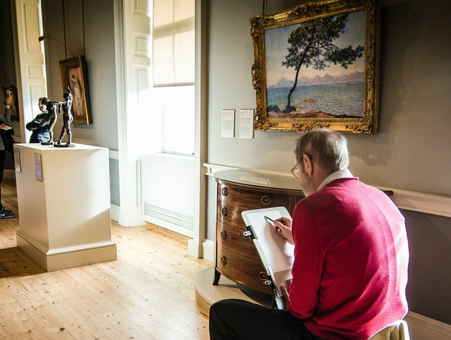 A Perfectly Curated Collection at the Courtauld