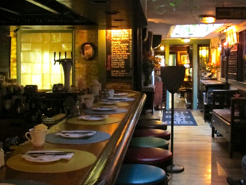 Best Hidden Brunch Spot in Dupont Circle Washington, D.C. District of Columbia United States