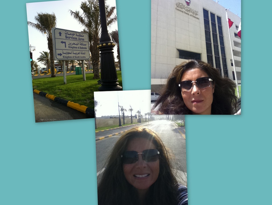 weekend stopover in Bahrain