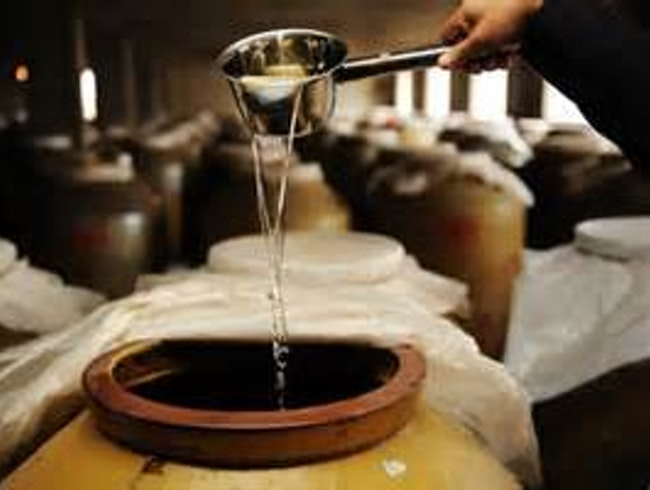 See the production of China's most famous firewater
