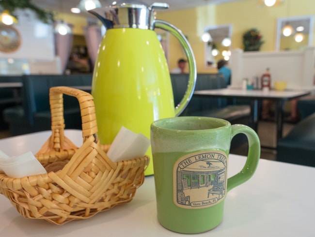The Lemon Tree – The local choice for breakfast