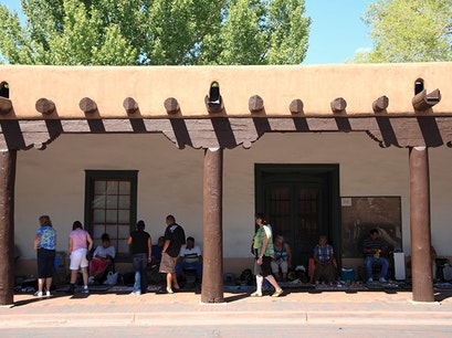 Palace of the Governors Santa Fe New Mexico United States
