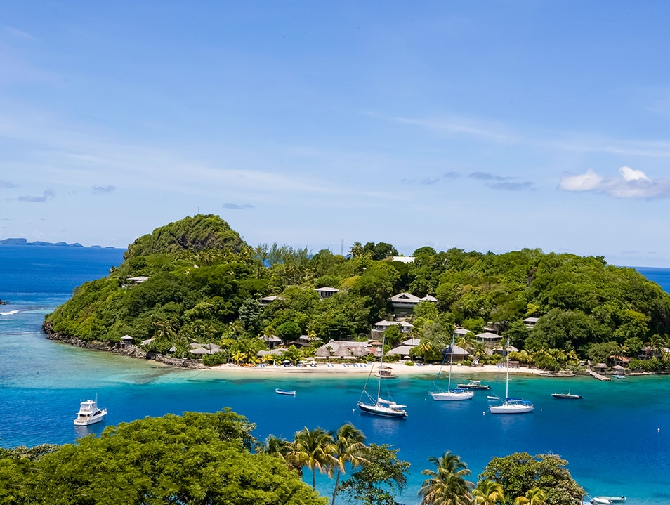 Young Island Barbruce  Saint Vincent and the Grenadines