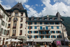 Top Hotels in Chamonix