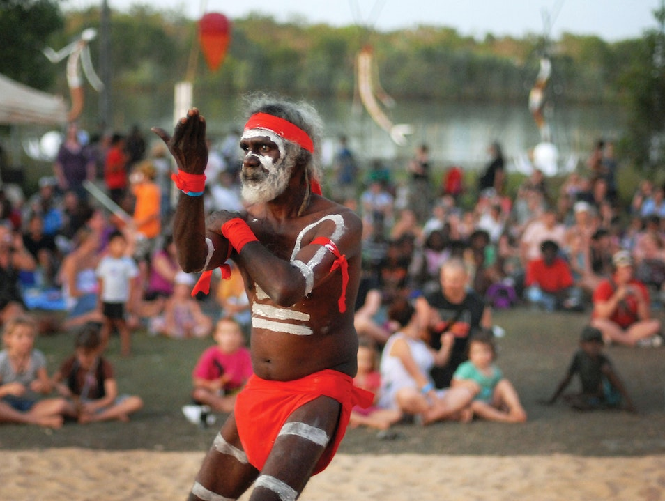Celebrate Culture in Kakadu National Park