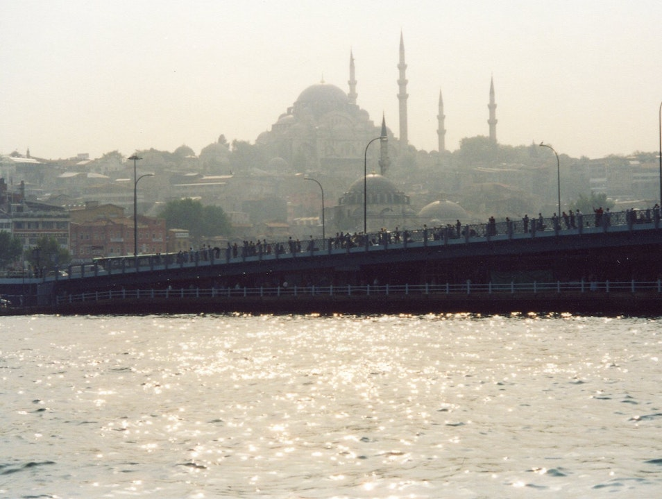 Istanbul, picture paradise Istanbul  Turkey