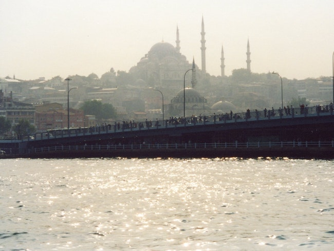 Istanbul, picture paradise