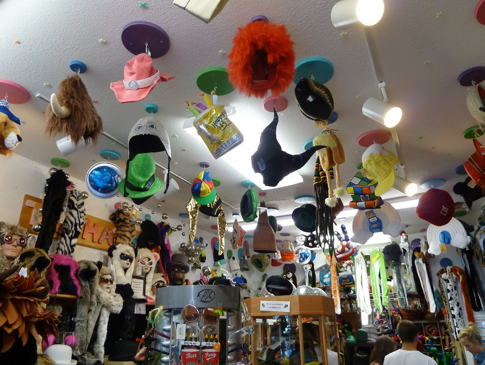 The Hat Hoard Leavenworth Washington United States