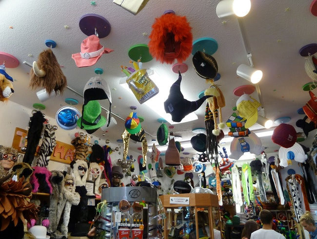 The Hat Hoard