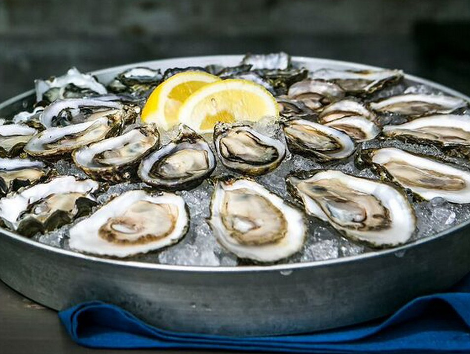 Taylor Oyster Bar at Melrose Market Seattle Washington United States