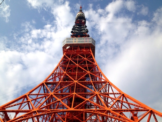 Tokyo's Tower