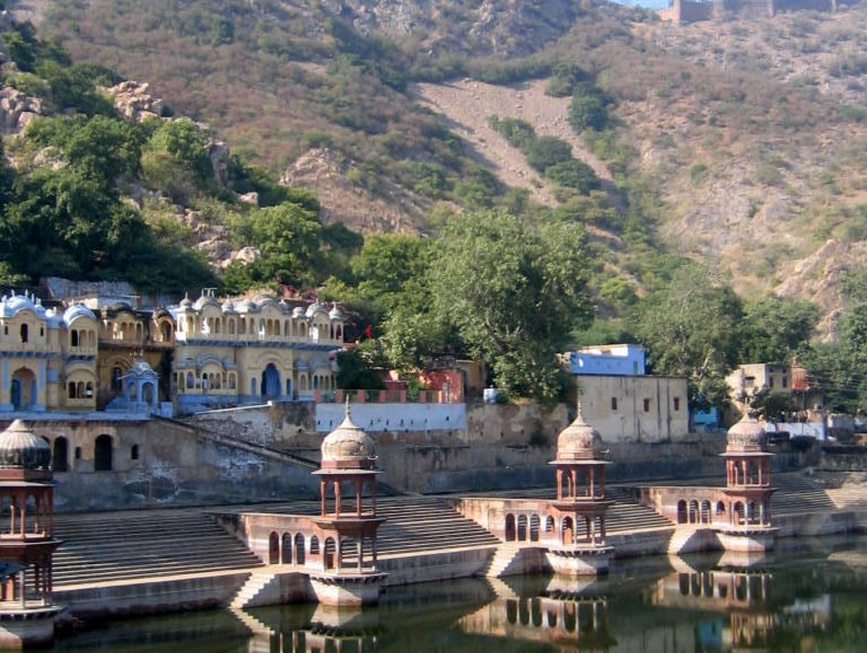 Tour the City Palace Alwar  India
