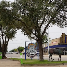 Route 66 District
