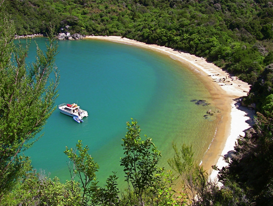 One of the World's Premier Beaches is in NZ! Marahau  New Zealand
