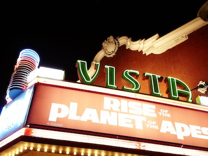 Vista Theatre Los Angeles California United States