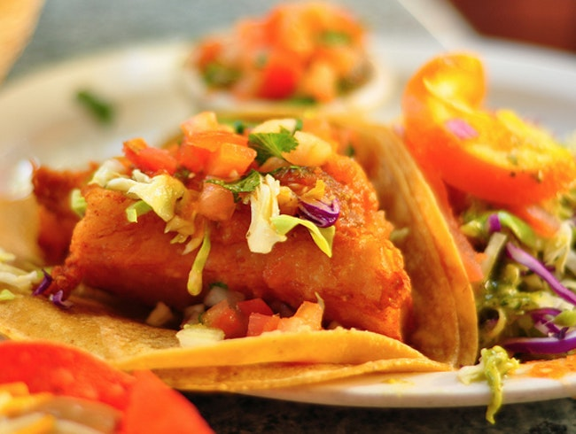Eat the Best Fish Tacos in Town