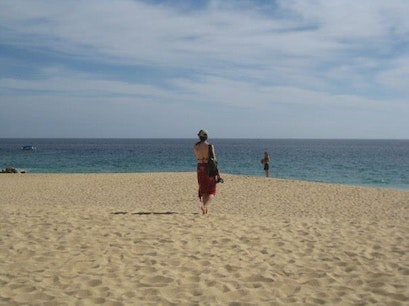 Lovers Beach Cabo San Lucas  Mexico