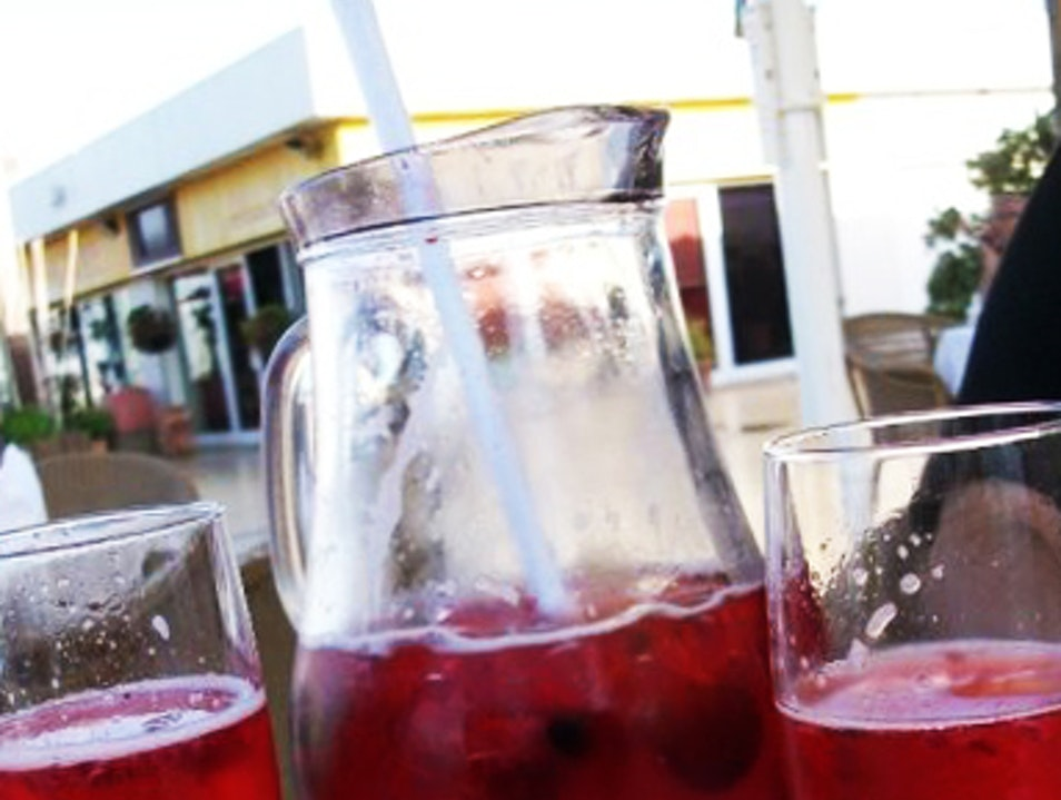 Portugal: The Best Sangria in the World Cascais  Portugal