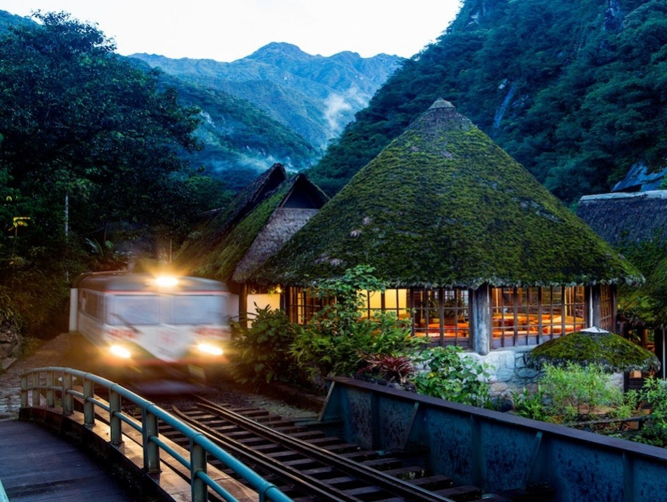 Inkaterra and the Orchid Garden Aguas Calientes  Peru
