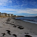 Goose Rocks Beach Kennebunkport Maine United States