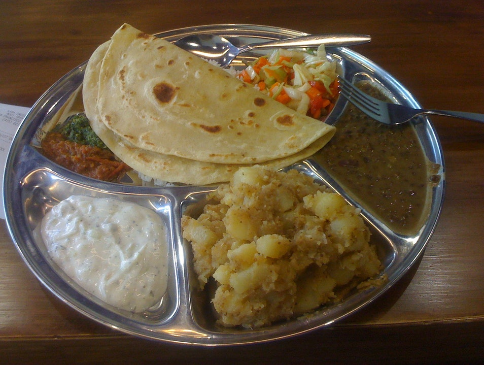 Where Locals Go for Indian food Nadi  Fiji