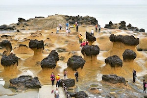 North Coast & Guanyinshan National Scenic Area