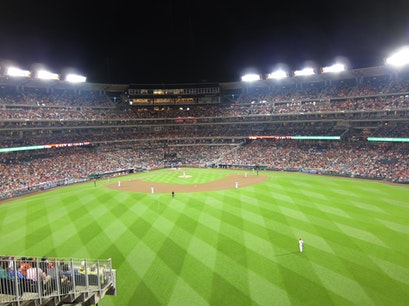 Nationals Park Washington, D.C. District of Columbia United States