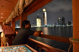 Al Dhafra Dinner Cruise