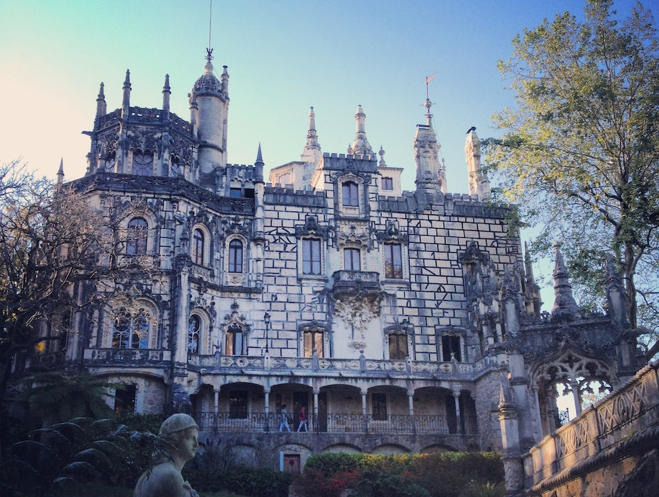 A Fairytale-worthy Castle in Portugal Sintra  Portugal