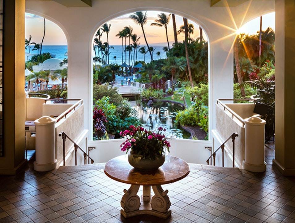 Fairmont Kea Lani, Maui  Hawaii United States