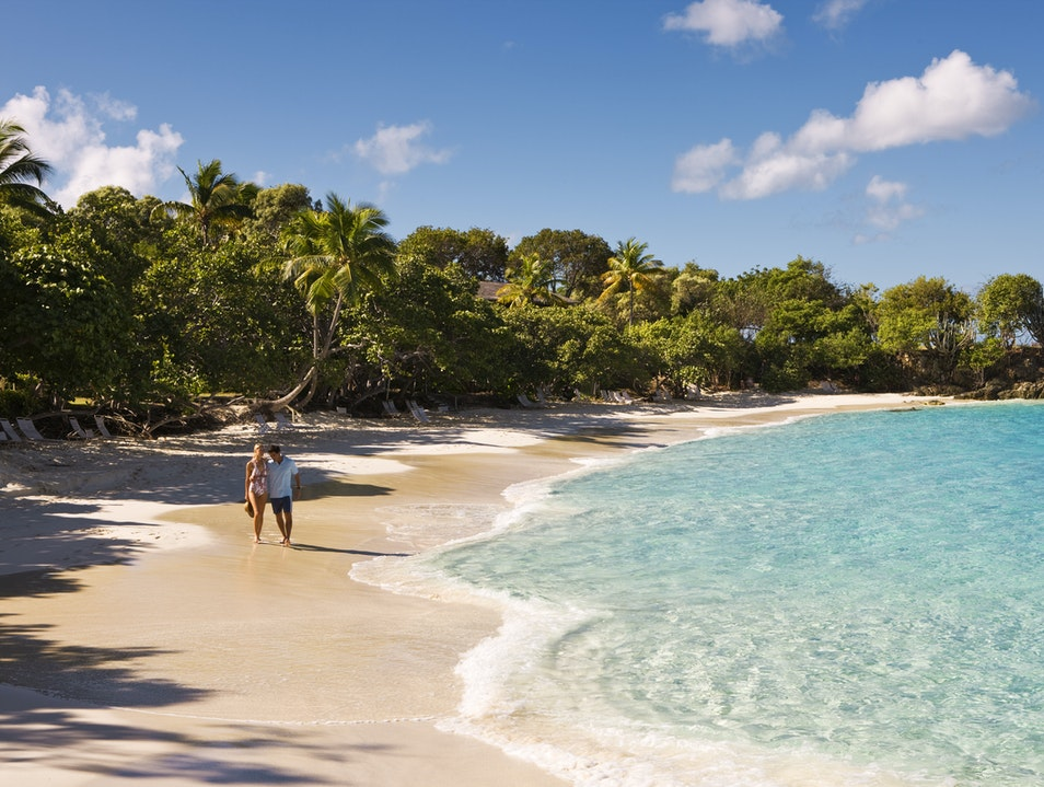 Caneel Bay: Chef David Chang's Favorite Beach Retreat Virgin Islands National Park  United States Virgin Islands