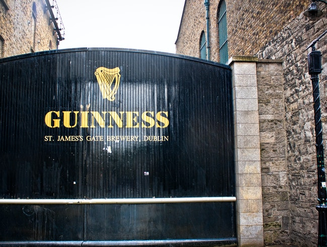 Guinness' Home Turf
