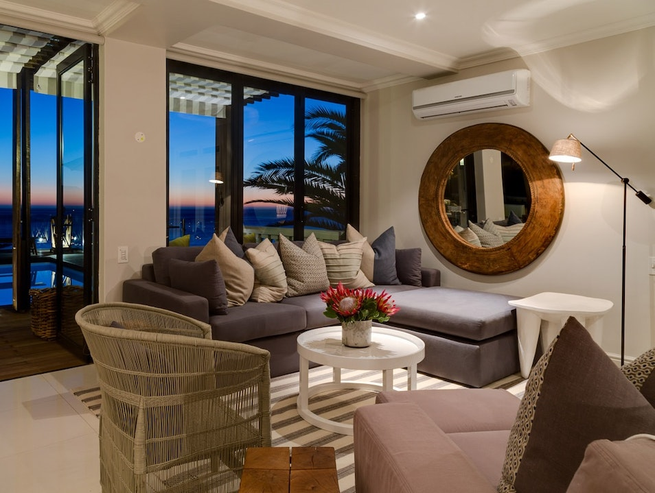 New Clifton Boutique Hotel overlooking the Atlantic Ocean Cape Town  South Africa