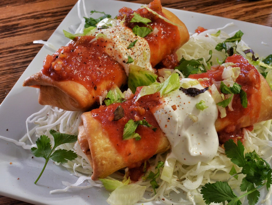 Traditional Mexican Dishes and Quality Tequilas