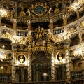 Margravial Opera House Bayreuth  Germany