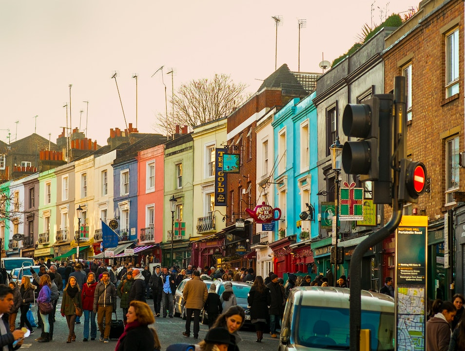 Image result for portobello road market