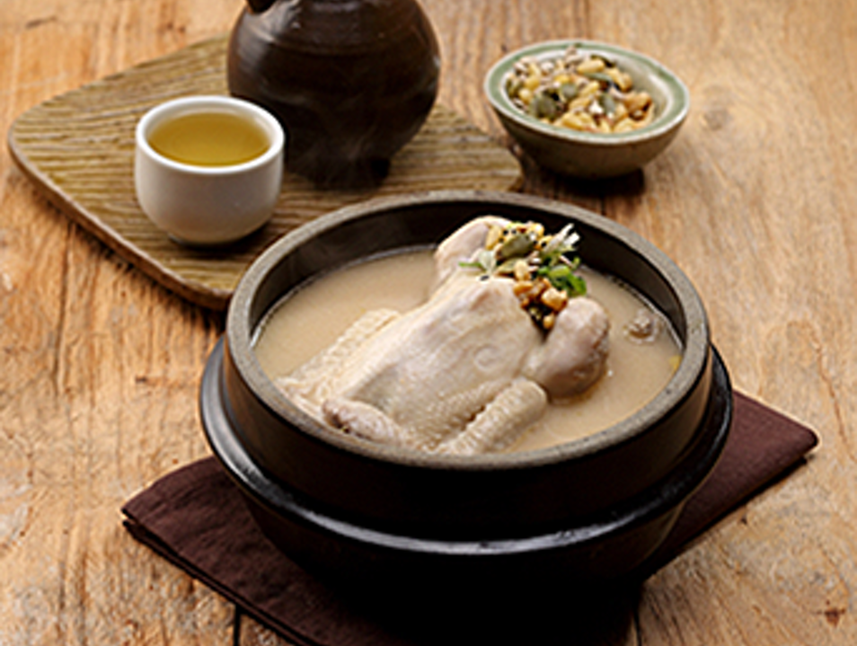 Eating Presidential Soup in Seoul