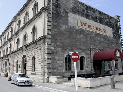 New Zealand Whisky Company Oamaru  New Zealand
