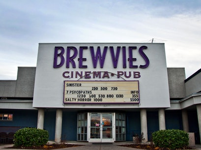 Brewvies Cinema Pub Salt Lake City Utah United States