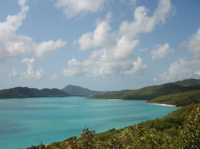 Whitsunday Islands Whitsunday Island  Australia