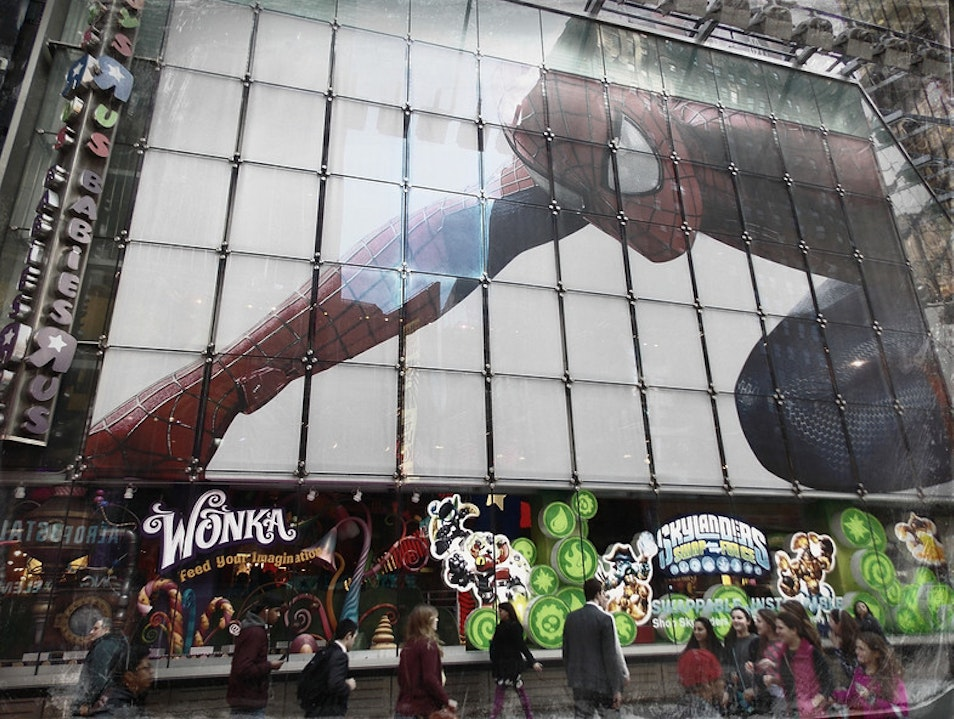 Spiderman's Town