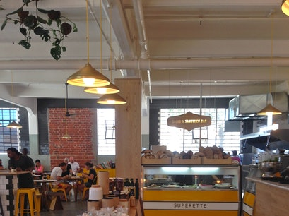 Superette Cape Town  South Africa
