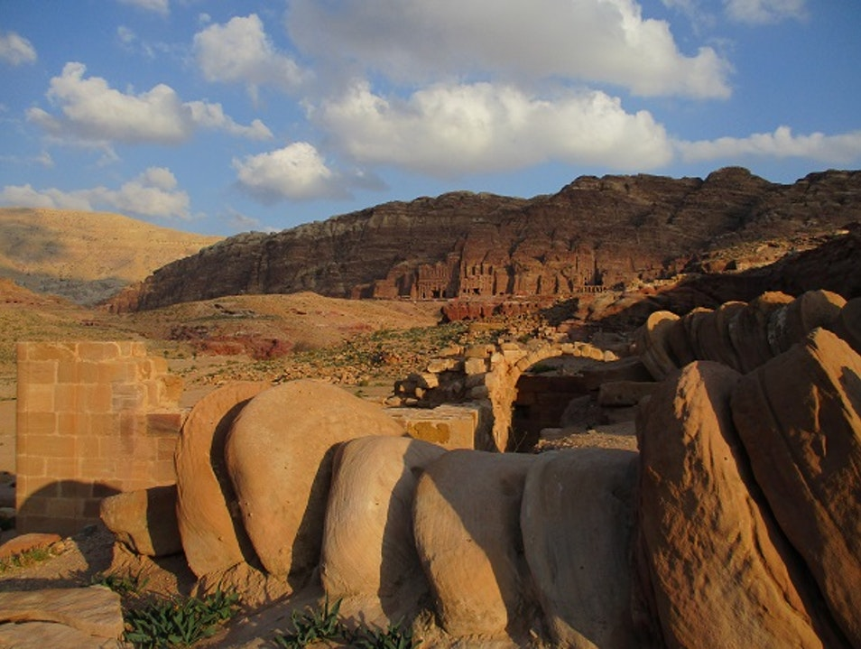 Discover the Nabataeans' Ancient Capital  Ma'an  Jordan
