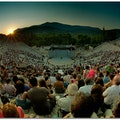 Epidaurus Panorama  Greece