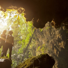 Channel Your Inner Indiana Jones in Enigmatic Caves