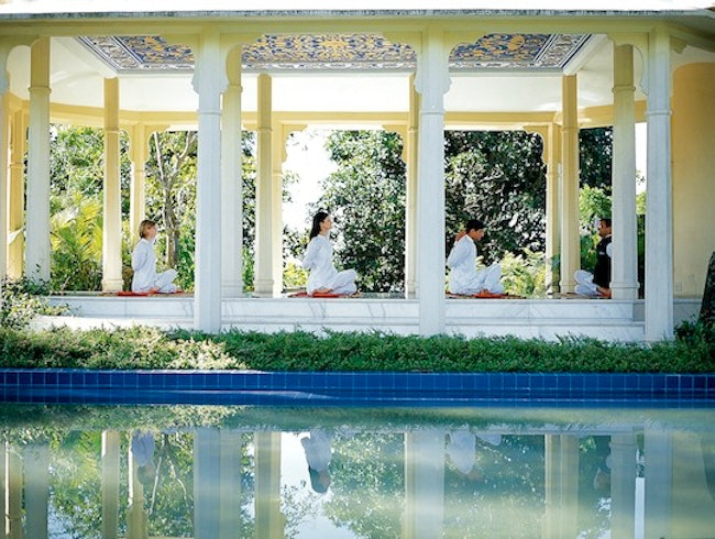 Yoga Retreats: Ananda, India