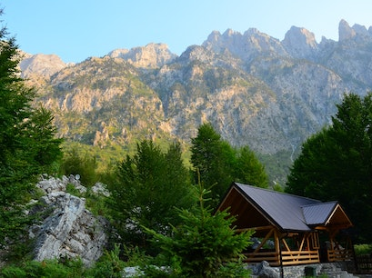 Rilindja Lodge, Valbona Tropojë District  Albania