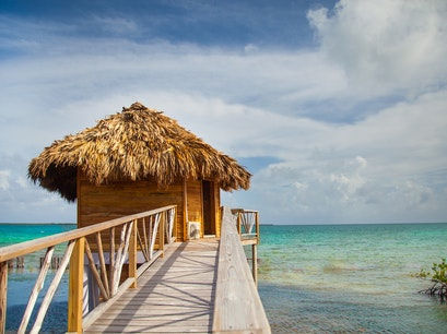 Thatch Caye Resort Dangriga  Belize